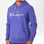 /achat-sweats-capuche/champion-sweat-capuche-212574-violet-199874.html