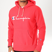 /achat-sweats-capuche/champion-sweat-capuche-212574-rouge-199876.html