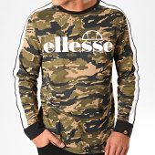 /achat-t-shirts-manches-longues/ellesse-tee-shirt-manches-longues-a-bandes-ausa-shc07391-vert-kaki-camouflage-199915.html