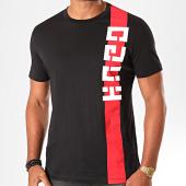 /achat-t-shirts/hugo-by-hugo-boss-tee-shirt-reverse-logo-dech-50421675-noir-rouge-199873.html