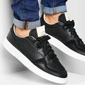 /achat-baskets-basses/adidas-baskets-supercourt-ef9189-core-black-cryo-white-200008.html