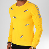 /achat-sweats-col-rond-crewneck/berry-denim-sweat-crewneck-bj001-jaune-reflechissant-200000.html