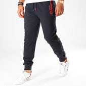 /achat-pantalons-joggings/hugo-boss-pantalon-jogging-authentic-50420505-bleu-marine-rouge-199985.html