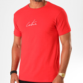 /achat-t-shirts/the-couture-club-tee-shirt-essentials-tccm2418-rouge-199937.html