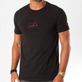 /achat-t-shirts/the-couture-club-tee-shirt-essentials-tccm2418-noir-rouge-199941.html