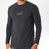 /achat-t-shirts-manches-longues/the-couture-club-tee-shirt-manches-longues-tccm18-noir-rouge-199946.html