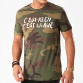 /achat-t-shirts/cest-rien-cest-la-rue-tee-shirt-logo-camouflage-vert-kaki-200028.html