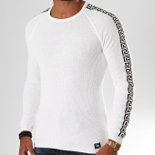 /achat-pulls/paname-brothers-pull-a-bandes-009-blanc-renaissance-200030.html