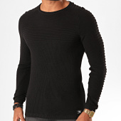 /achat-pulls/paname-brothers-pull-017b-noir-200033.html