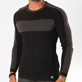 /achat-pulls/paname-brothers-pull-017a-noir-gris-anthracite-200042.html