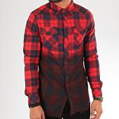 /achat-chemises-manches-longues/project-x-chemise-manches-longues-a-carreaux-88176002-rouge-noir-200011.html