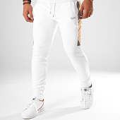 /achat-pantalons-joggings/project-x-pantalon-jogging-a-bandes-reflechissant-1940040-blanc-gris-200055.html