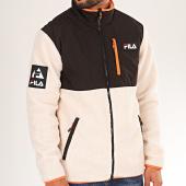 /achat-vestes/fila-veste-zippee-fourrure-mouton-hadi-687248-noir-beige-orange-200125.html