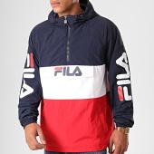 /achat-vestes/fila-veste-zippee-capuche-ladislaus-687276-bleu-marine-rouge-blanc-200133.html