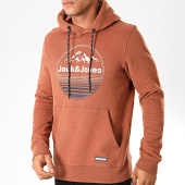 /achat-sweats-capuche/jack-and-jones-sweat-capuche-nashville-marron-200239.html