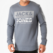 /achat-sweats-col-rond-crewneck/jack-and-jones-sweat-crewneck-sead-bleu-gris-200243.html