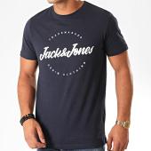 /achat-t-shirts/jack-and-jones-tee-shirt-raffy-bleu-marine-blanc-200244.html