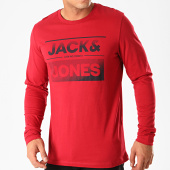 /achat-t-shirts-manches-longues/jack-and-jones-tee-shirt-manches-longues-sead-bordeaux-200252.html