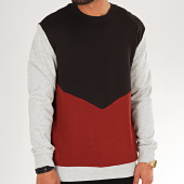 /achat-sweats-col-rond-crewneck/only-and-sons-sweat-crewneck-mer-noir-brique-gris-chine-200177.html