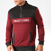 /achat-sweats-col-zippe/project-x-sweat-col-zippe-1920050-bordeaux-noir-blanc-200255.html