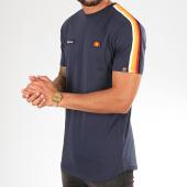 /achat-t-shirts-longs-oversize/ellesse-tee-shirt-oversize-a-bandes-iseo-bleu-marine-200286.html