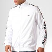 /achat-vestes/fila-veste-zippee-a-bandes-track-681867-blanc-noir-200333.html