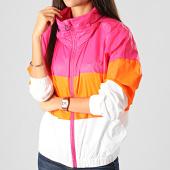 /achat-coupe-vent/fila-coupe-vent-femme-a-capuche-abra-682800-rose-orange-blanc-200342.html