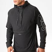 /achat-sweats-capuche/fila-sweat-col-zippe-capuche-arun-682819-noir-200343.html