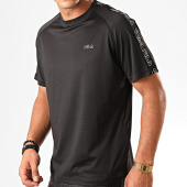 /achat-t-shirts/fila-tee-shirt-de-sport-a-bandes-austin-682826-noir-blanc-200352.html