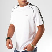 /achat-t-shirts/fila-tee-shirt-de-sport-a-bandes-austin-682826-blanc-noir-200353.html