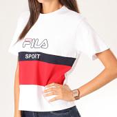 /achat-t-shirts/fila-tee-shirt-femme-tricolore-fabya-682852-blanc-bleu-marine-rouge-200371.html