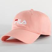 /achat-casquettes-de-baseball/fila-casquette-dad-linear-logo-strapback-685034-rose-pale-200412.html