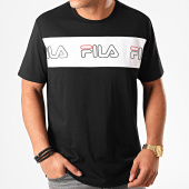 /achat-t-shirts/fila-tee-shirt-aki-logo-687129-noir-blanc-200449.html