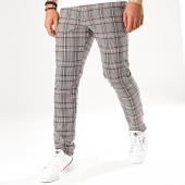 /achat-pantalons-carreaux/mackten-pantalon-carreaux-28045-beige-noir-bordeaux-200300.html