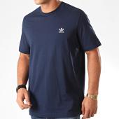 /achat-t-shirts/adidas-tee-shirt-a-bandes-essential-fn2840-bleu-marine-blanc-200582.html