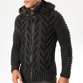 /achat-cardigans-gilets/classic-series-gilet-zippe-capuche-1014-gris-anthracite-chine-200499.html