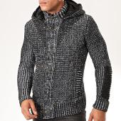 /achat-cardigans-gilets/classic-series-gilet-capuche-1002-noir-blanc-200504.html