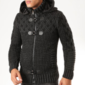 /achat-cardigans-gilets/classic-series-gilet-capuche-1012-gris-anthracite-chine-200514.html