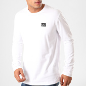 /achat-t-shirts-manches-longues/ea7-tee-shirt-manches-longues-6gpt40-pj2az-blanc-200547.html