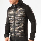 /achat-vestes/la-maison-blaggio-veste-zippee-capuche-camouflage-fox-noir-vert-kaki-200493.html
