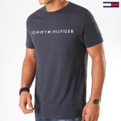 /achat-t-shirts/tommy-hilfiger-jeans-tee-shirt-cn-logo-flag-1434-bleu-marine-200509.html