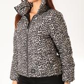 /achat-doudounes/sixth-june-doudoune-femme-leopard-w3827mow-beige-noir-marron-200747.html