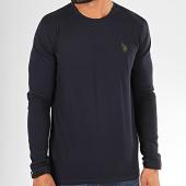 /achat-t-shirts-manches-longues/us-polo-assn-tee-shirt-manches-longues-sunwear-uspa-bleu-marine-200723.html