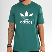 /achat-t-shirts/adidas-tee-shirt-trefoil-ej9677-vert-blanc-200869.html