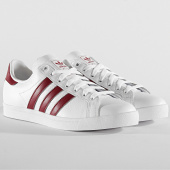 /achat-baskets-basses/adidas-baskets-coast-star-ee6197-footwear-white-collegiate-burgundy-200877.html