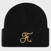 /achat-bonnets/final-club-bonnet-gold-couture-avec-broderie-dore-004-noir-200926.html