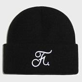 /achat-bonnets/final-club-bonnet-couture-avec-broderie-blanche-005-noir-200927.html