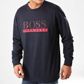 /achat-sweats-col-rond-crewneck/hugo-by-hugo-boss-sweat-crewneck-authentic-sweatshirt-50420490-bleu-marine-200756.html