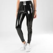 /achat-pantalons-carreaux/sixth-june-pantalon-femme-vinyle-3962kpa-noir-200820.html