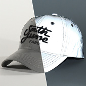 /achat-casquettes-de-baseball/sixth-june-casquette-reflechissante-m3986fca-gris-200861.html
